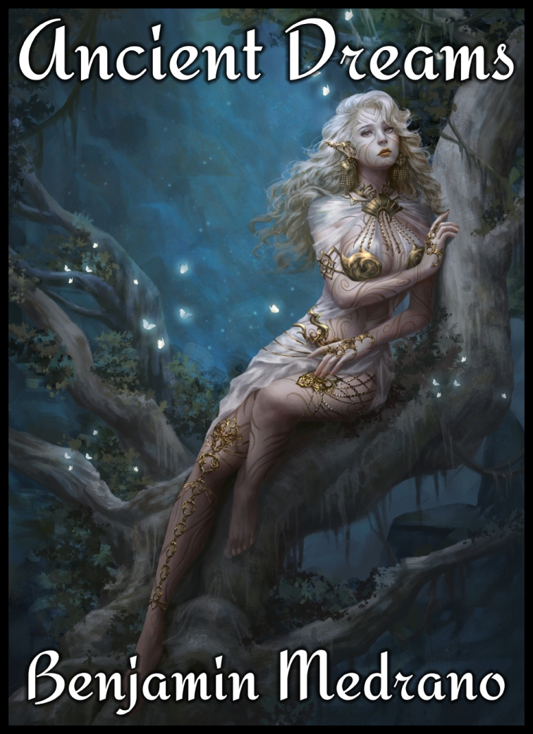 Ancient Dreams Omnibus LR